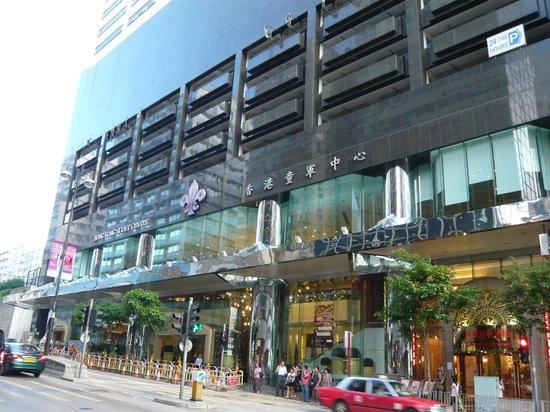 香港龍堡國際照片