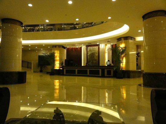 โรงแรมเดอะบันด์: Reception (photo 2)