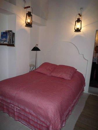 XVA Art Hotel: una stanza da letto