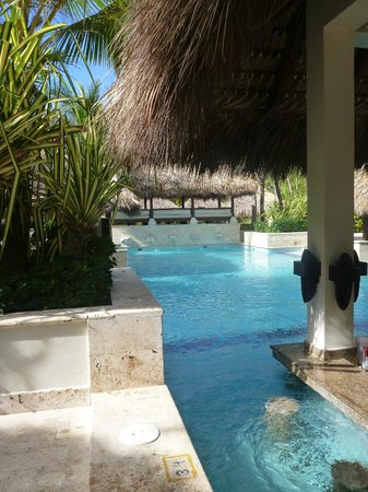 Paradisus Punta Cana Resort:                   Piscine The Teserve