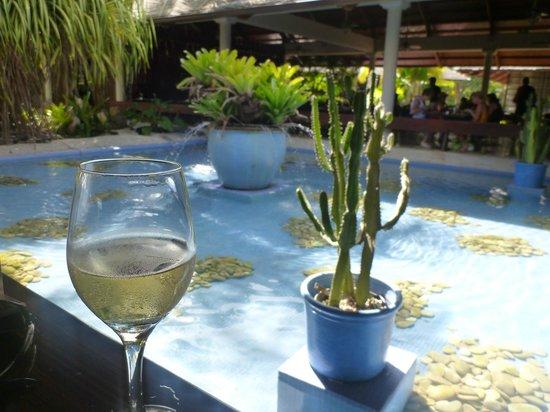 Paradisus Punta Cana:                   Resto Naos