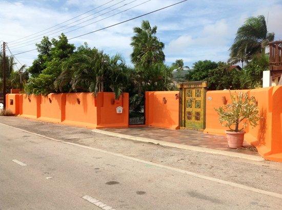 Villa Punta Salina: Front View