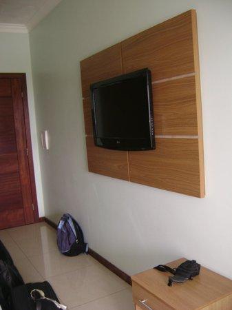 Sunshine Praia Hotel:                   TV