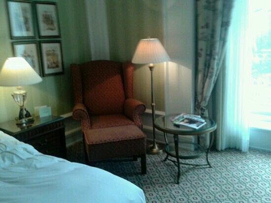 Powerscourt Hotel, Autograph Collection:                   room 211
