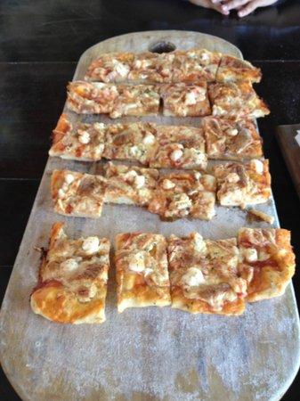 Kabah na:                                     Pizza de Langosta