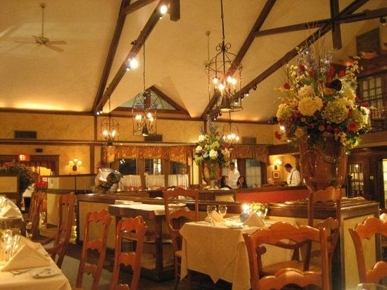 Restaurant Interior Picture Of La Ferme Chevy Chase