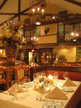 La Ferme Restaurant: Interior
