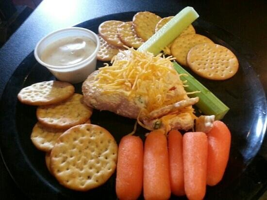 Firehouse BBQ :                   Valentines day appetizer
