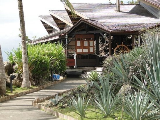 La Creole Beach Hotel:                   Le Zawag restaurant