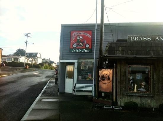O'Downey's Irish Pub:                   O'Downey's New Location