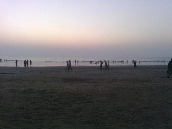 Hotel Sea Princess:                   Juhu beach