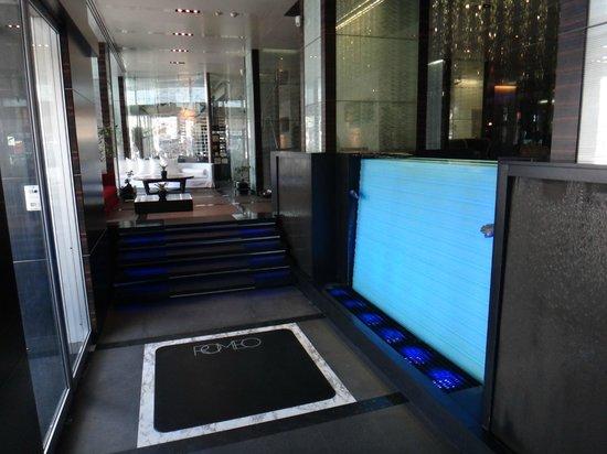 Romeo Hotel:                   lobby