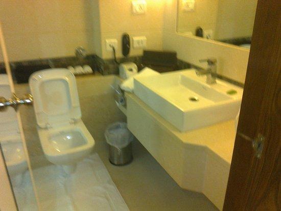 Hotel Sea Princess:                   Bathroom