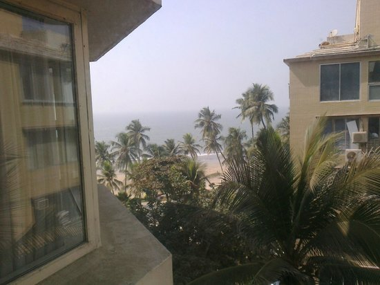 Hotel Sea Princess :                   Standard rooms have partial sea view
