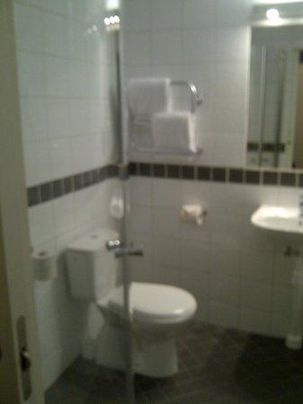 Connect Hotel Arlanda: Salle de bain