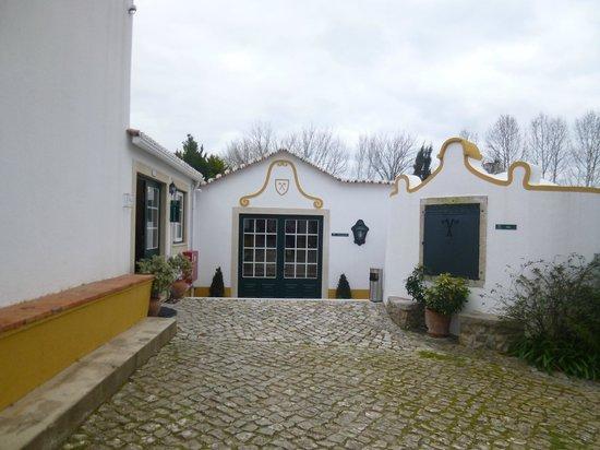 Quinta dos Machados: Outside
