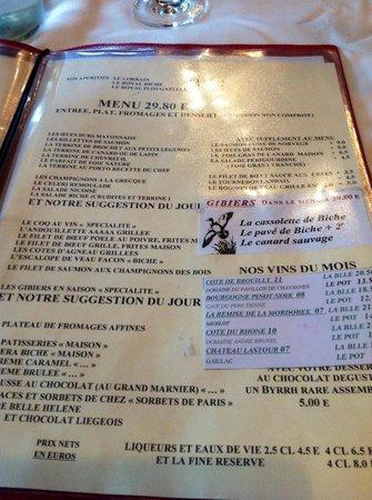 A la biche au bois paris bercy nation restaurant avis - La biche aux bois yerres ...