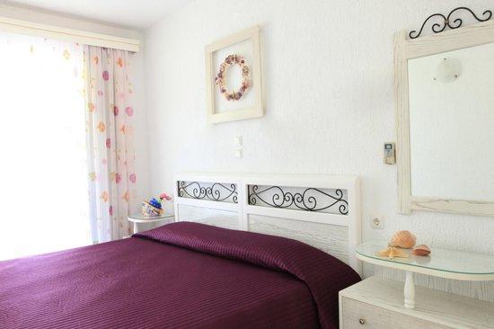 Ostria Hotel & Apartments: Standard Double Apartement