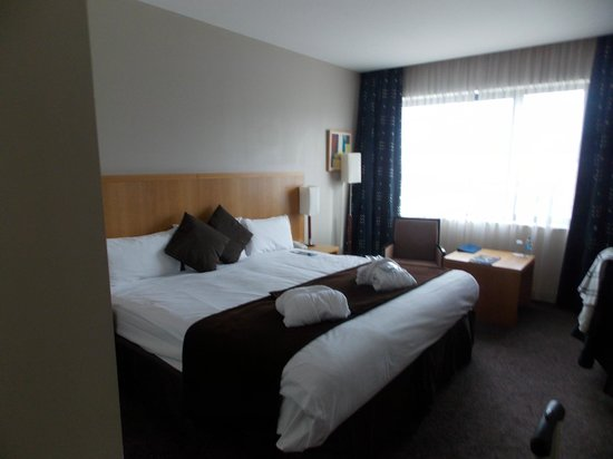 Radisson Blu Hotel, Letterkenny: Business Class Room