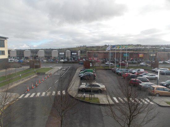 Radisson Blu Hotel, Letterkenny: View from room