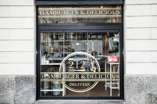 212 Hamburger & Delicious