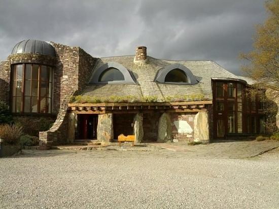 Delphi Resort: Exterior