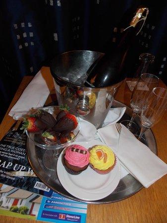 Radisson Blu Hotel, Letterkenny: Romantic Getaway arrival package