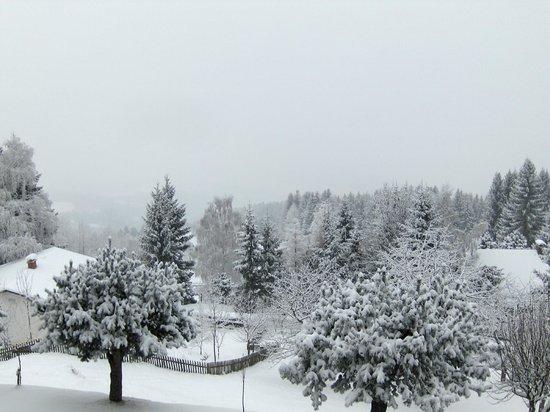 Alpenhotel Ozon Wolfgruber:                   Zimmeraussicht