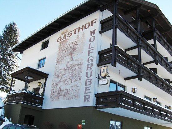 Alpenhotel Ozon Wolfgruber:                   Gasthof