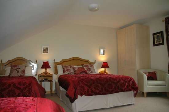 Hazel Grove B&B: Family Room