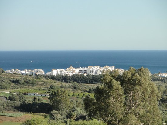 Marriott's Marbella Beach Resort: Views of Estepona Golf