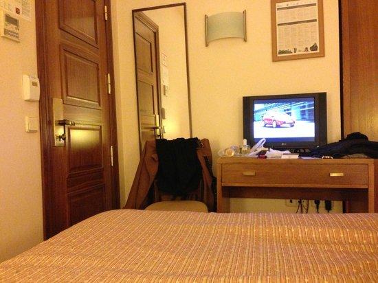 Granada Centro Hotel: desde la cama