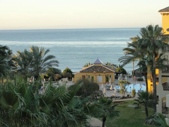 Views from Marriott's Marbella Beach Resort