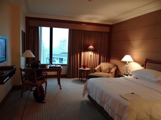 ‪‪Sheraton Grande Sukhumvit, A Luxury Collection Hotel‬:                   Room