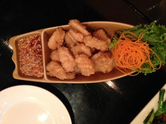 Chao Thai Too: Fried Calamari Appetizer