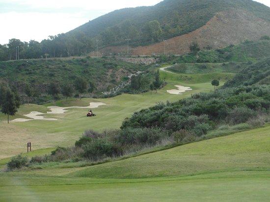 Calanova Golf Club:                                                       Views of Calanova Golf Course