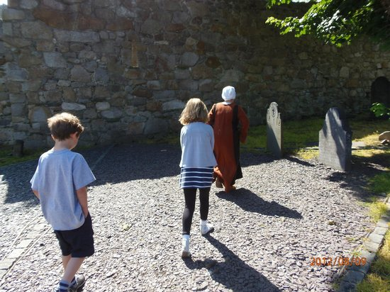 Dalkey Castle and Heritage Centre: Maybe Druid worship
