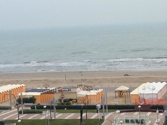 Hotel Select Suites & Spa:                   veduta dal terrazzo