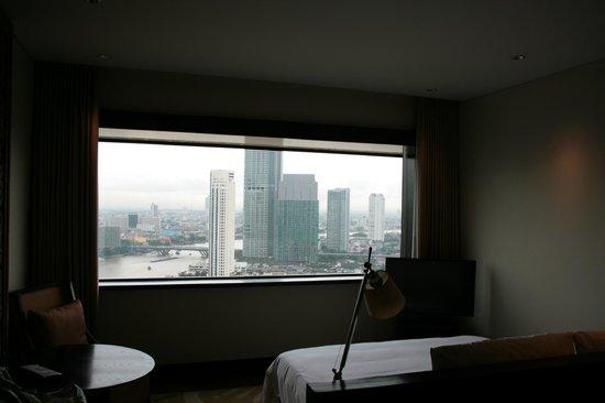 โรงแรมมิลเลนเนียม ฮิลตัน กรุงเทพ: Excecutive Room