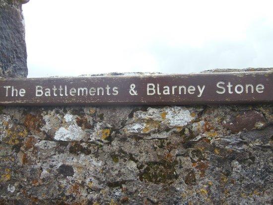 Замок и сады Бларни: Way to the Blarney Stone