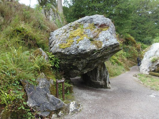 Blarney Castle & Gardens: Llike Lord of the Rings