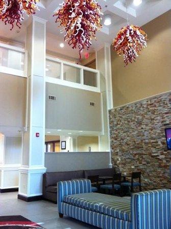 Hampton Inn Jackson- Flowood: lobby