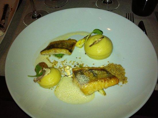 Magnus & Magnus : Fish dish