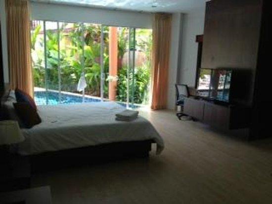 Aonang Regent Hotel :                   Chambre n°9