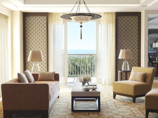 The Ritz-Carlton, Dubai: Club Lounge