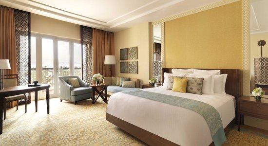 The Ritz-Carlton, Dubai: Deluxe Rooms