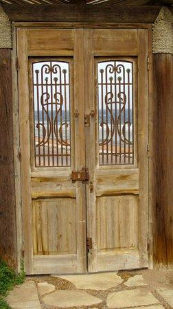 Dahab Paradise:                   Hotel entrance