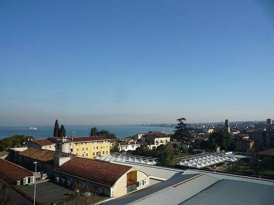 Hotel Bonotto : La bellissima vista sul lago
