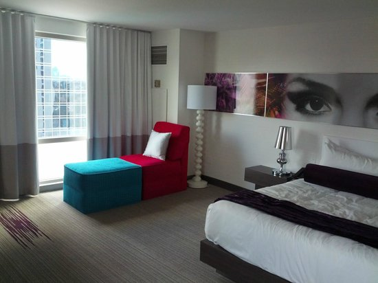 The Palms Casino Hotel: new rooms 2013