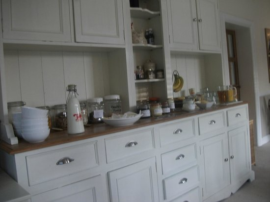 Lancers House:                   Homemade jams and other condiments